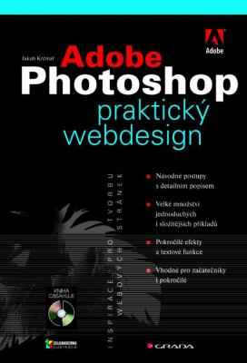 Adobe Photoshop - praktický webdesign